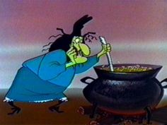 Witch Hazel cartoon - Google Search