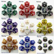 7pc/bag High Quality Multi-Sided Dice With Pearlized Effect D4,6,8,10,10%,12,20 dice sets ,RPG   Dungeons and Dragons Game  Dice♦️ SMS - F A S H I O N 💢👉🏿 http://www.sms.hr/products/7pcbag-high-quality-multi-sided-dice-with-pearlized-effect-d46810101220-dice-sets-rpg-dungeons-and-dragons-game-dice/ US $1.83