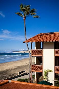 La Jolla Shores Hotel. I've never stayed here but San Diego is one of my favorite places to visit. I love La Jolla!