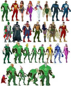 28 DC redesigns. joker. deathstroke. catwoman. black adam. cheetah. bane. two face. killer croc. livewire. star sapphire. atrocitus. brainiac. mr freeze. lex luthor. poison ivy. shriek. dark aya. d...