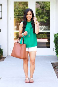 Putting Me Together: Three Easy Pairings for Your Colorful Tops