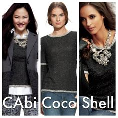You had me at Coco  www.amberstricklin.cabionline.com
