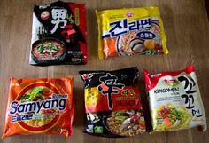 Getting to Know Korean Ramen: Taking the Soompi Taste Test Challenge! #kdramafighting