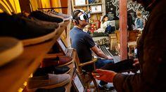 Newsela | Virtual reality makes shopping more fun, stores say