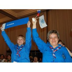 World Association of Girl Guides and Girl Scouts - Our World: Russian Federation