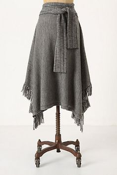 Item 5 from Anthro September preview - this is the number one item I want and I may have to buy this knit skirt