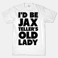 I'd be Jax Teller's Old Lady #charliehunnam #jax #SOA