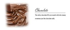 Chocolate Flavour - You cant go wrong with chocolate foggingvapes.com