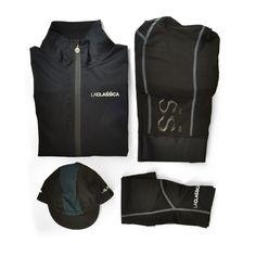 Ferragosto piovoso? Scopri l'outfit giusto per non rinunciare al più bel giro in bicicletta dell'anno su www.laclassica.com