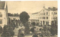 The Quadrangle, Spring Hill College, Spring Hill, Alabama