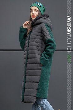 МОДА-МИ 6589-10 (4291274) купити за кращою ціною в Інтернеті з маркетплейсом SvitStyle. Перевірені магазини, широкий асортимент модного і стильного одягу, якісний сервіс Look Fashion, Winter Fashion, Womens Fashion, Fashion Design, Cool Coats, Iranian Women Fashion, Denim Coat, Minimal Fashion, Winter Coat