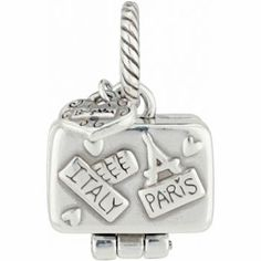 ABC Bon Voyage Charm  available at #Brighton   This is perfect for you if you had a charm bracelet.