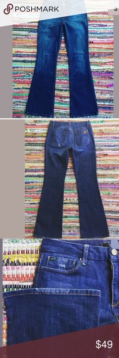 Joes jeans 30 x 33 Denim boot cut mid rise 6 8 10 Ladies Joes jeans Visionnaire Skinny  30 x 33  Boot cut  Pre-owned ( excellent condition)  Medium wash  No holes or stains  See Measurements for size In photos 30 x 33 Joe's Jeans Jeans Boot Cut