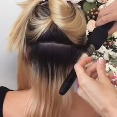 """Tag your friends to follow ↠ @makeup.fairy  Beautiful hairstyle by @Ulyana.Aster🌟 Song: """"Earned It (Fifty Shades of Grey)"""" by. The Weeknd🎧  #fashion #fashionista #streetstyle #fashionblogger #style #girl #doubletap #selfie #instagramers #love #followme #hair #beauty #instafashion #motivation #me #bff #makeup #snapchat #hot #instagood #beautiful #art #picoftheday #photooftheday #ootd #model #moda #food #hairstylist"""