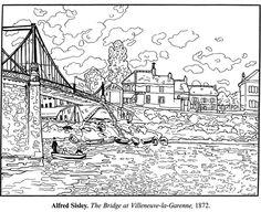 artist: Alfred Sisley