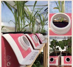 DIY vanning i drivhus