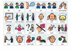 Boardmaker icons