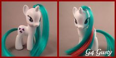 G4 Gusty custom pony