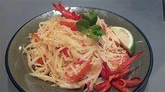 Thai Green Pawpaw Salad
