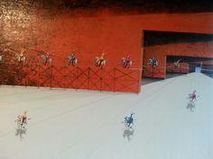 Trino Sanchez in Art Gallery Apriori, Panama Design Center Obarrio street 57. Door #7