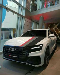 The Punisher 😈 & Audi Lovers- ______________________________ . The Punisher Audi 100, Audi Sport, Sport Cars, Punisher, Golf 7 Gti, Bugatti, Mercedes Car, Mc Laren, Audi Cars