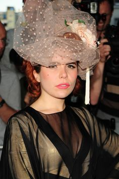 Paloma Faith at the Glamour woman of the year awards