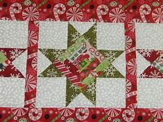 Milltown Stars: FREE Table Runner Quilt Pattern Download ...