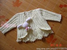 Crochet Patterns Cardigan VERY EASY crochet cardigan / sweater / jumper tutorial – baby and child … Crochet Baby Sweaters, Black Crochet Dress, Crochet Cardigan Pattern, Crochet Baby Clothes, Sweater Patterns, Vest Pattern, Free Pattern, Crochet For Kids, Easy Crochet