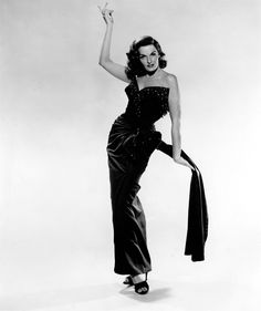 jane russell, the revolt of mamie stover