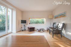 Wohnzimmer Seehaus Ahrenshoop
