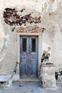architecturia:  Santorini, Greece lovely art