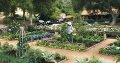 Nancy Meyers movie houses - Its Complicated - Kitchen garden.jpg
