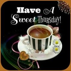 Thursday Gif, Happy Thursday Images, Thursday Greetings, Good Morning Happy Thursday, Happy Thursday Quotes, Thursday Humor, Thankful Thursday, Good Morning Coffee, Thursday Pictures