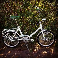bicicletas plegables tipo aurorita rod 20 restaurada a nueva