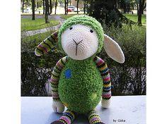Ovečka - Ibi  zelená