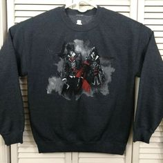 Overwatch Gamer Logo Shirt Loot Crate Blizzard Funny Men/'s Hooded Sweatshirt