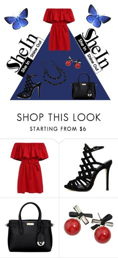 """SheIn I/7"" by m-sisic ❤ liked on Polyvore"