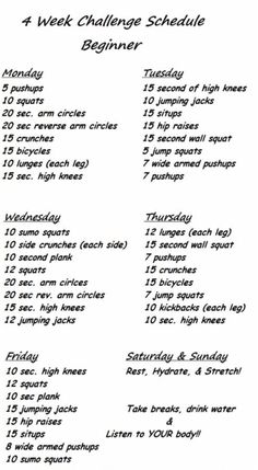 4 week fitness challenge be sure to check out testimonials http://pinterest.com/pin/397442735836421015/