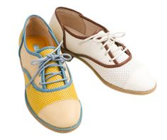 Two-color Oxfords