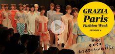 #PFW Venez vite découvrir l'épisode 4 de notre vision de la Fashion Week !    C'est par ici ==> http://www.grazia.fr/fashion-week-paris