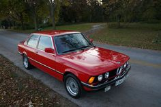 This Euro 1981 BMW 323i (chassis wbaah410xb7264076) is our favorite street-going E21 model apart from a genuine Alpina. The seller calls it a nut and bolt restoration, which included a color change and swap from Automatic to a dog-leg 5-speed, and we love the results. Euro bumpers, a stroked M20, a Hartge header, and real BBS/Mahle wheels make this one look great.