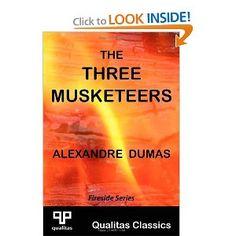 The Three Musketeers :: Alexandre Dumas