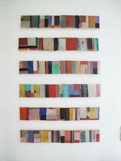 74 best images about artist Anne-Sophie Tschiegg on . Creation Art, Art Sculpture, Small Art, Large Art, Art Series, Grafik Design, Box Art, Painting Inspiration, Textile Art