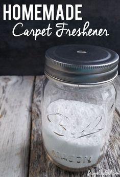 DIY Homemade Carpet
