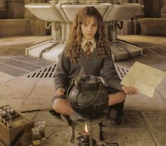 In honor of Emma Watson's birthday, a love letter to Hermione Granger
