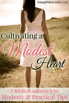 I think a very large portion of the modern church has never had a real honest and open discussion about modesty.