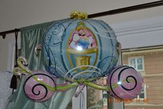 Cinderella Princess Birthday Party Ideas | Photo 18 of 28