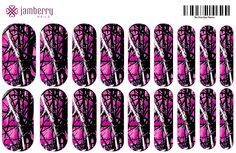 Get your Custom Muddy Girl Jamberry Nail Wraps today! Contact me to place your order! krisestrada.jamwraps@gmail.com
