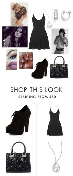 """""""Date with Taylor."""" by leonatw5sos1dluver ❤ liked on Polyvore featuring New Look, Topshop, Tosca Blu, Swarovski, Bloomingdale's and Lumière"""