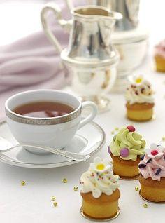 »♥«chá - tea & cupcakes